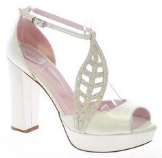 Altura, comodidad y espectacularidad en un mismo zapato!
