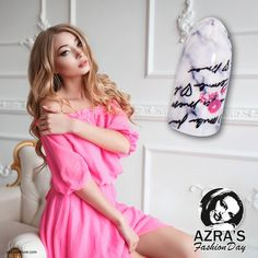 "abc nailstore präsentiert:  Azra's Fashion Day: Kiss me! Nailart ""thinking of kisses"" #kiss #abcnailstore #nailart #nails #naildesign #stamping"
