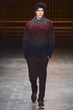 Missoni - Fall 2017 Menswear
