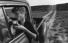 Larry Towell, The Pear, Lambton County, Ontario, Canada. 1983