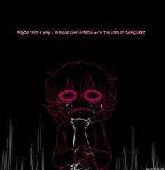 Im Losing My Mind, Lose My Mind, Trauma, Sad Drawings, Vent Art, Dark Thoughts, Gothic Anime, I Hate My Life, Dark Quotes