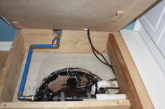 Diy Sump Pump Hole Cover The May Also Help