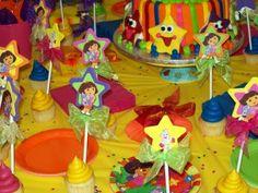Dora Fiesta Birthday Party!