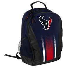 Houston Texans Striped Prime Time Backpack