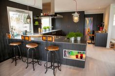 4: Kjempeforandring med det nye kjøkkenet!
