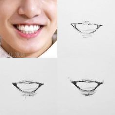 Kpop Drawings, Art Drawings Sketches Simple, Pencil Art Drawings, Drawing Techniques, Drawing Tips, Drawing Reference, Art Tips, Learn To Draw, Art Tutorials