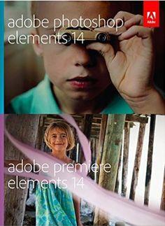 Adobe Photoshop Elements & Premiere Elements 14, 2016 Amazon Top Rated Design & Illustration  #Software