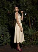 Little Black Dress | LBD White