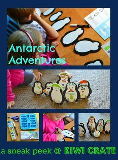 Antarctic Adventures: Penguin Bowling