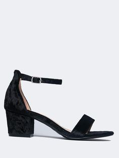 f11e6343b75 Daisy Mid Heel Sandal - ZOOSHOO