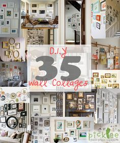Wall Art Ideas :)