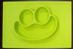 Silicone Fun Placemat & Plate/Tray - Self Suction Silicone Baby Placemat Plate - One Piece Smiling Mat S Size Bathroom Gadgets, Kitchen Gadgets, Baby Placemat, Kids Plates, Rubber Mat, Smart Kitchen, Decoration Table, Cool Baby Stuff, Household
