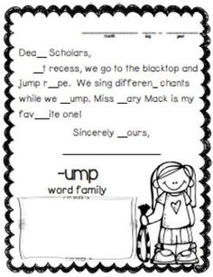1st Grade Morning Messages are a great way to teach phonics and spelling! This packet includes the following topics include: apple, bike, squirrel, acorn, math, science, recess, computer, library Skill include: *Beginning sounds *Punctuation marks *Blends *Word families *Rhyming words *Spelling *Digraphs *Letter format #phonics #spelling #morningmessages $