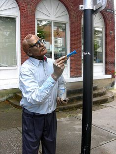 seward johnson sculptures   Seward Johnson street sculpture   Flickr - Photo Sharing!