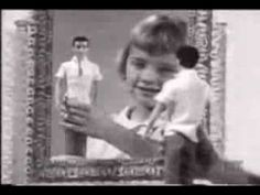 1963 Mix N Match Barbie & Ken Fashions Commercial