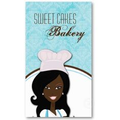 54 best african american business card designs images on pinterest african american baker cup cakes business card colourmoves