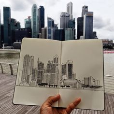 Crossing continents with Amer Book & pens and talent