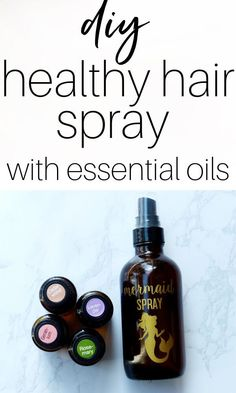 DIY Mermaid Spray for Hair Growth An easy DIY hair spray for strong, healthy, longer hair. Made with just witch hazel and a few essential oils, this homemade hair spray smells incredible and is so good for your hair. Homemade Hair Spray, Diy Hair Spray, Mascara, Eyeliner, Cedarwood Essential Oil, Essential Oils For Hair, Natural Beauty Recipes, Mermaid Diy, Diy Skin Care