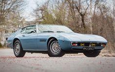 1971 Maserati Ghibli 4.9 SS