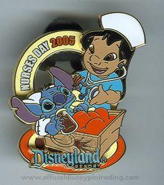 Nurses Day 2005 - Lilo and Stitch