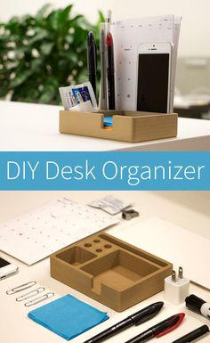 As I work, I find it extremely important to be organized. I want to spend less time looking for something and more time doing the task at hand.