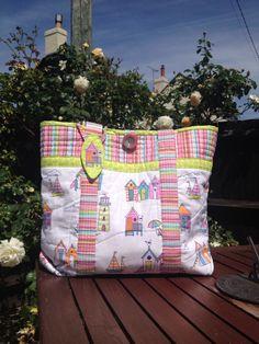 Bag I made (Alison's Workshop)