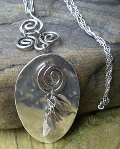 Salvaged Silver Spoon Jewellery.....you like?