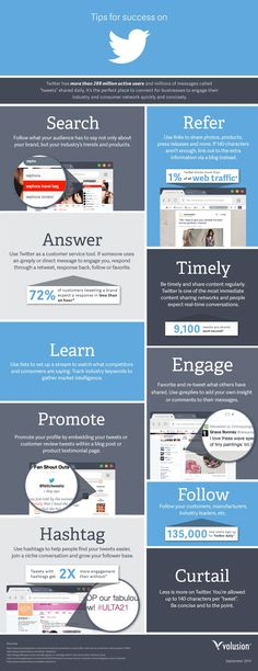 10 Strategic Ways To Increase #Twitter Engagement - #infographic #socialmediatips