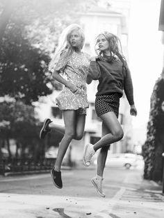 Girls by meriirem.deviantart.com on @deviantART