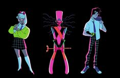 Character Design — Abelle hayford Black Artists, Creature Design, Surrealism, Fashion Art, Twitter, Cool Art, Character Design, Illustration Art, Darth Vader