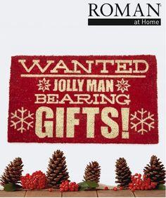 Christmas Doormats #