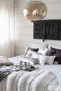 Modernisti Kodikas Sweet Dreams, Master Bedroom, Bathrooms, Sweet Home, Shabby Chic, Sleep, Throw Pillows, Decoration, Diy