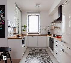 Aranżacje wnętrz - Kuchnia: Średnia kuchnia - Loft Factory. Przeglądaj, dodawaj i zapisuj najlepsze zdjęcia, pomysły i inspiracje designerskie. W bazie mamy już prawie milion fotografii!
