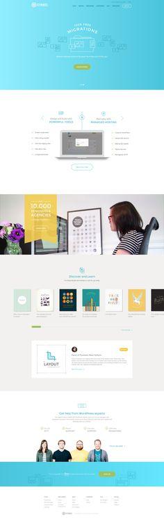Flywheel—managed WordPress Hosting: