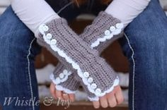 Downton Abbey Arm Warmers