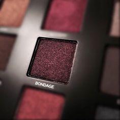 make up, makeup, and burgundy image