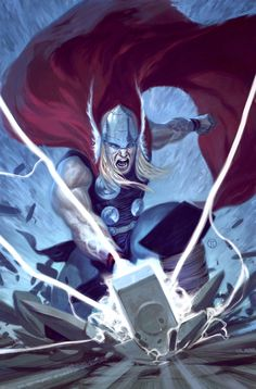 SO Thor Cvr by JulianTotinoTedesco.deviantart.com on @deviantART