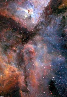 Cosmic explosion.