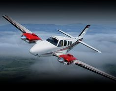 Beechcraft Baron G58 Twin Piston: Gallery