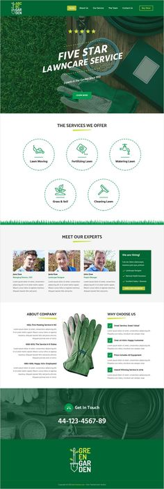 ABC Garden is beautifully design premium #WordPress theme for multipurpose #Lawn Care & #Landscaping Service website with 10+ different homepage layouts download now➩ https://themeforest.net/item/abc-garden-gardening-shop-landscape-maintenance-pool-cleaning-repair-event-venues-service/17625803?ref=Datasata