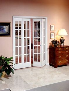 Interior French Glass Bifold Doors Add A Modern Look And Feel To Any Room  And Home.