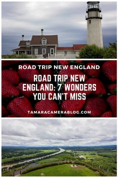 Road Trip New England: 7 Wonders You Can't Miss