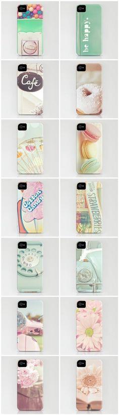 Pretty iPhone cases!