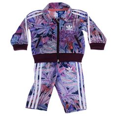 Image for adidas Toddlers Urwald FB Tracksuit Set from City Beach Australia