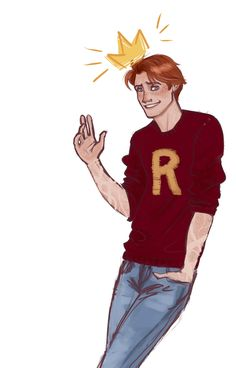 A Ron without brain scars is not a Ron I am interested in seeing.