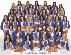 CHEERLEADERS | Dallas Cowboys