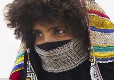 Segrated: Rashaida live in isolated communities, preferring not to live with people of other tribes