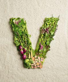 V is for Veg