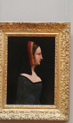 Leonardo De Vinci painting
