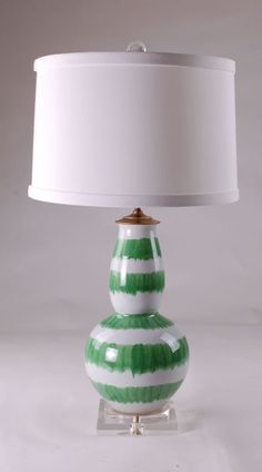 Splashed Green Lamp: Avala and Summerour Lamps Cheap Furniture, Furniture Websites, Inexpensive Furniture, Green Lamp, Discount Furniture Stores, Lite Brite, Gourd Lamp, Let Your Light Shine, Drum Shade